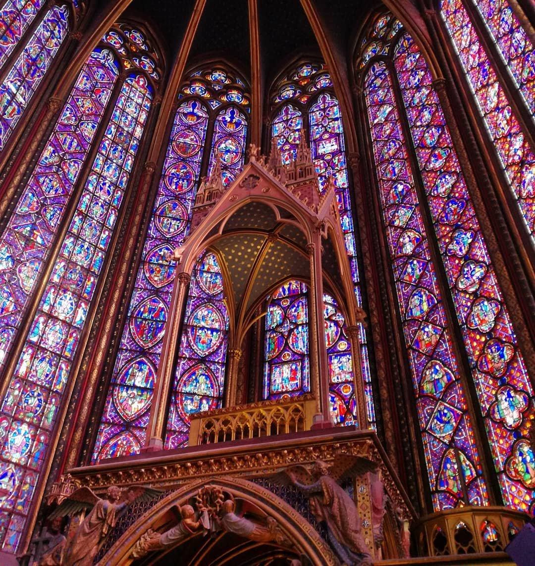 Pontos Turísticos de Paris | Sainte Chapelle em Paris