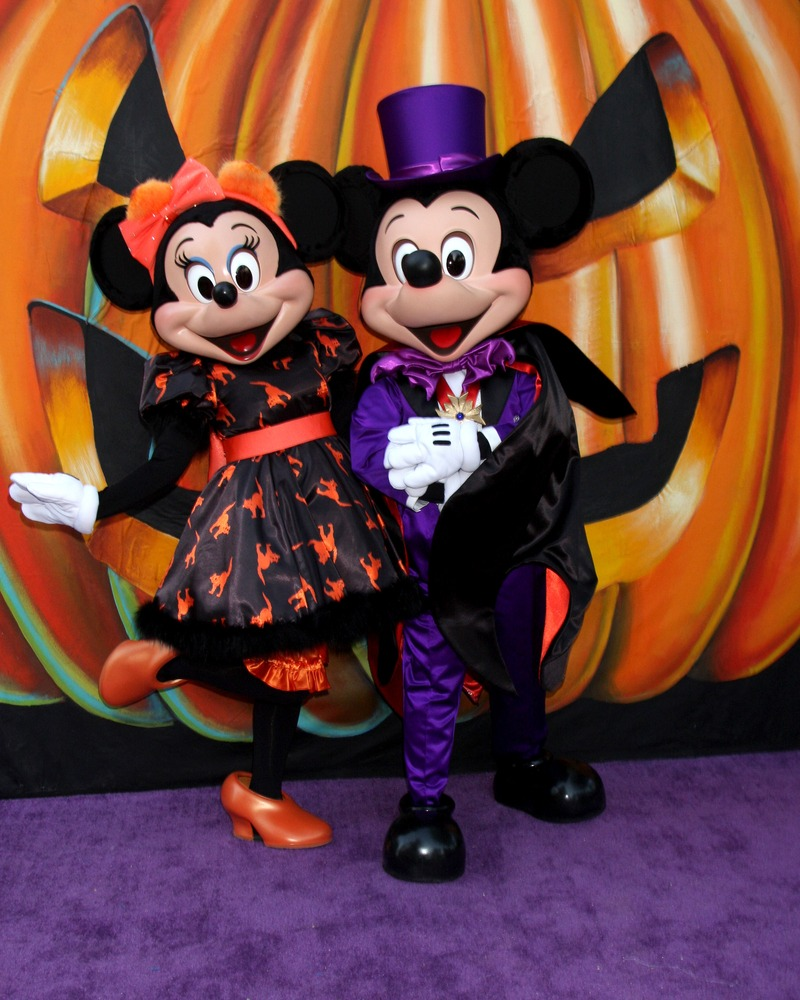 Halloween na Disney Paris